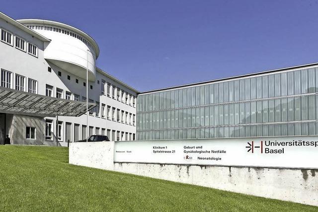 Basler Universitätsklinik so gefragt wie nie zuvor