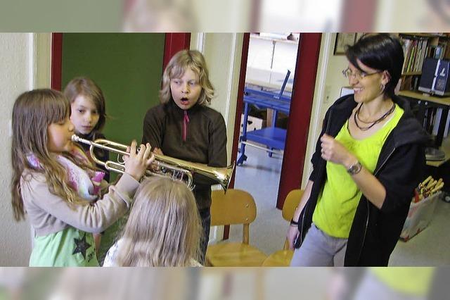 Von Oboen und Flöten