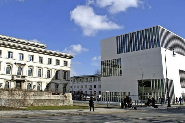 70 Jahre nach Kriegsende eröffnet das NS-Dokumentationszentrum