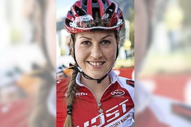 Helen Grobert startet mit Sieg