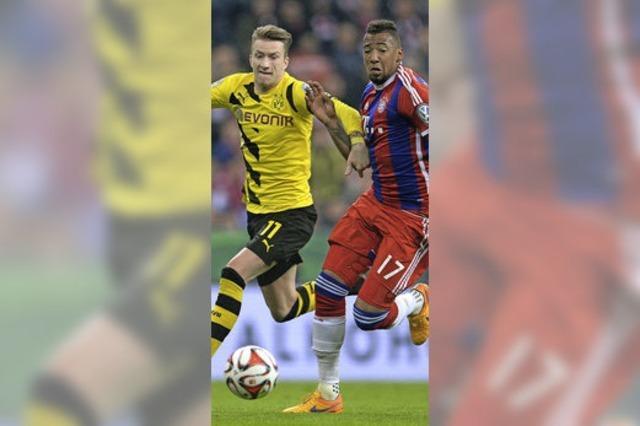 FC Bayern: vier Elfmeter, null Tore