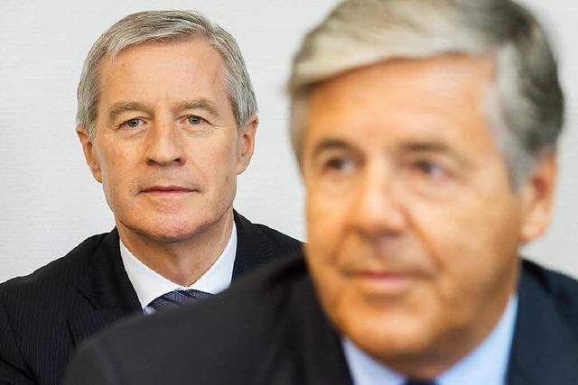 Deutsche Bank: Verteidiger bestreiten Komplott