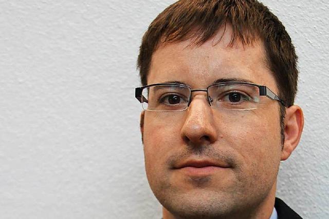Frank Sommerhalter Leiter der Feuerwache