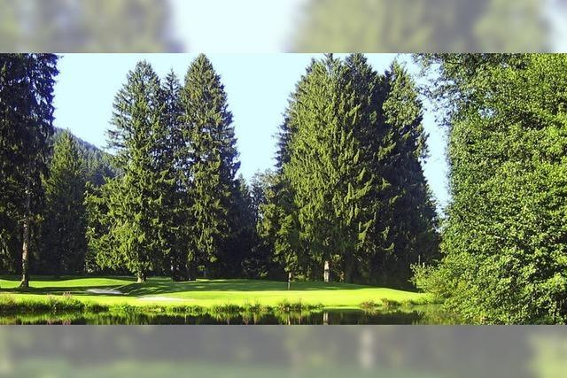 Golf-Erlebnistag beim Golfclub Gütermann in Gutach