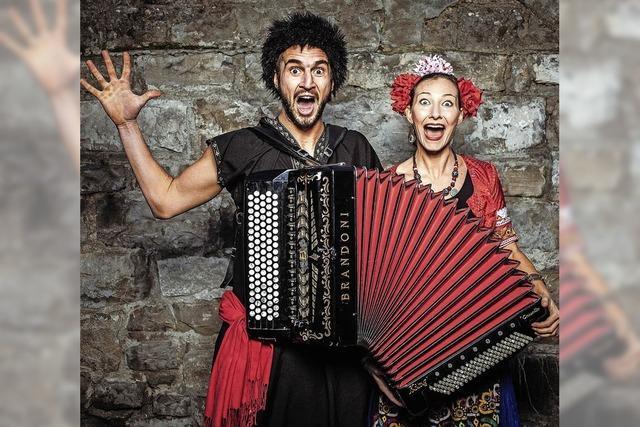 Gypsy Sound System Orkestra im Meck à Frick