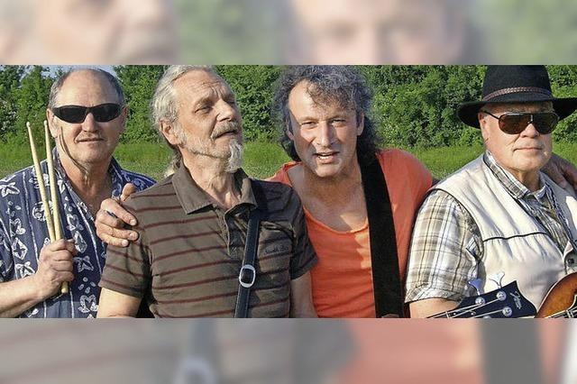 Die Band C.C. Ryder gastiert in der Laubenlinde Offenburg