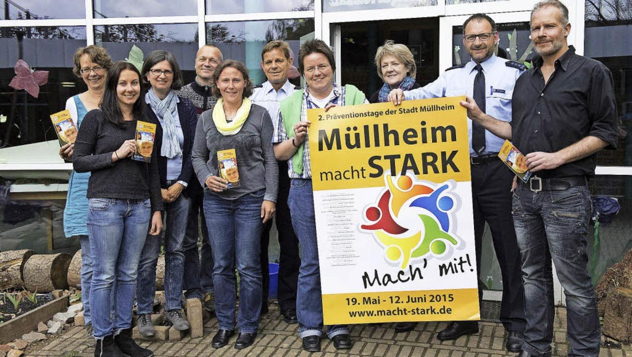 Zum zweiten Mal starten in Müllheim di...Informationen und Angeboten vernetzt.   | Foto: Volker Münch