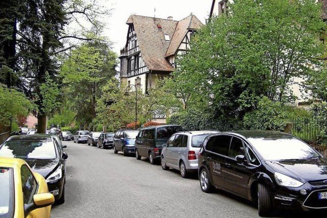 An der Immentalstraße in Herdern gelten bald neue Regeln, damit der Verkehr besser fließt