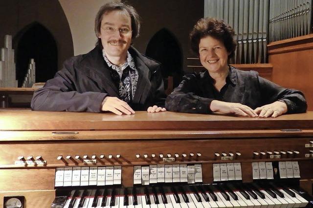 Orgel hat wieder strahlenden Klang