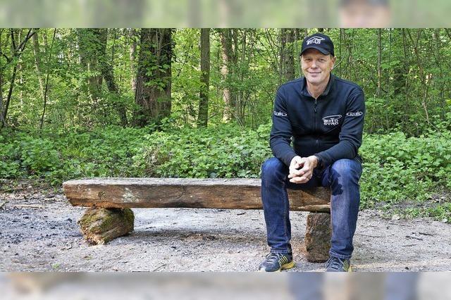 Holzhausen bekommt ein Waldklassenzimmer