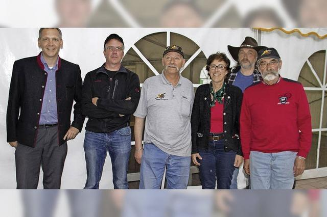 Drei Tage lang Country- und Westernfest in Rothaus