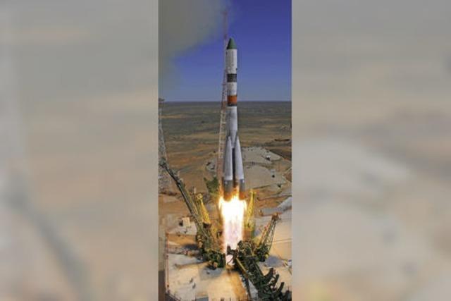 Teile des havarierten russischen Raumtransporters stürzen ab