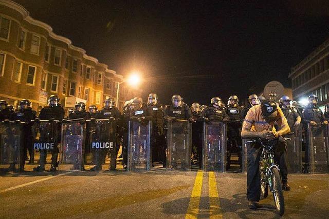 Auf dem Sozialpulverfass: Rassenunruhen in den USA