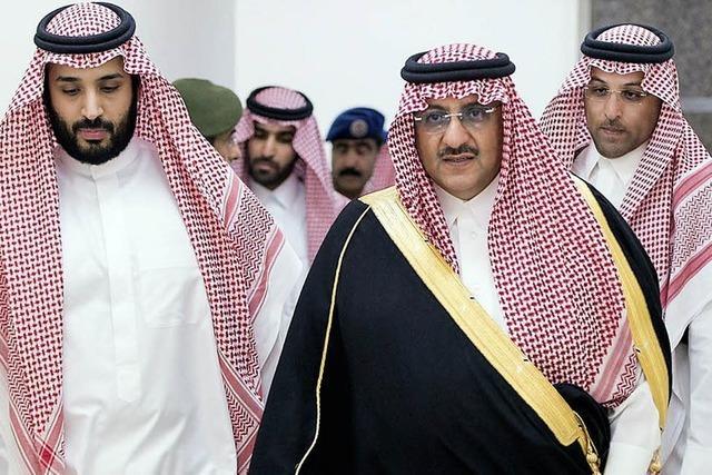 Saudi-Arabien ordnet sich politisch neu