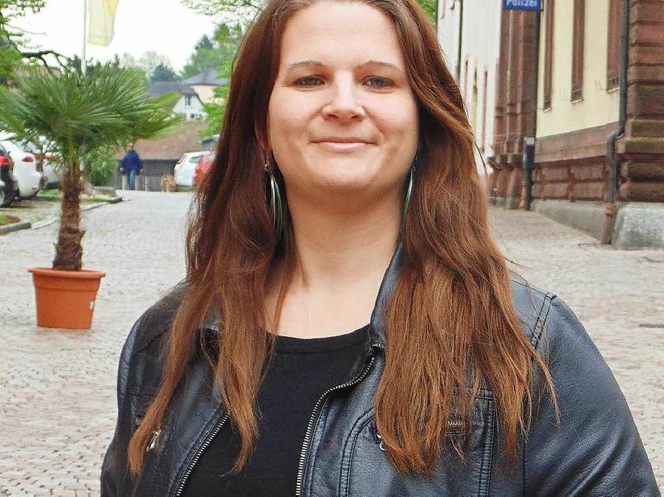 Nadin Wiepcke engagiert sich für die Rettung des Bad Säckinger Krankenhauses.    | Foto: Michael Gottstein