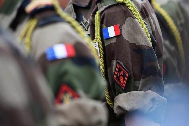 Französische Soldaten sollen Kinder vergewaltigt haben