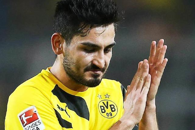 Gündogan verlässt Dortmund: BVB-Offerte abgelehnt