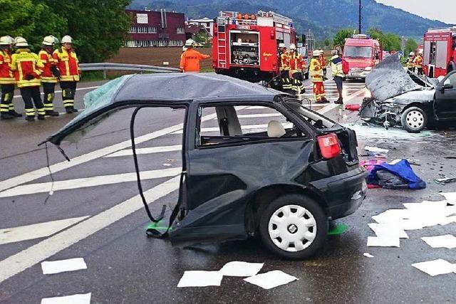 Tödlicher Unfall bei Kirchzarten: Polizei sucht Zeugen