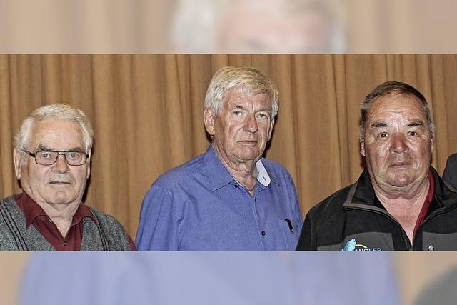 Beim SPD-Ortsverein wird Überalterung zum Thema