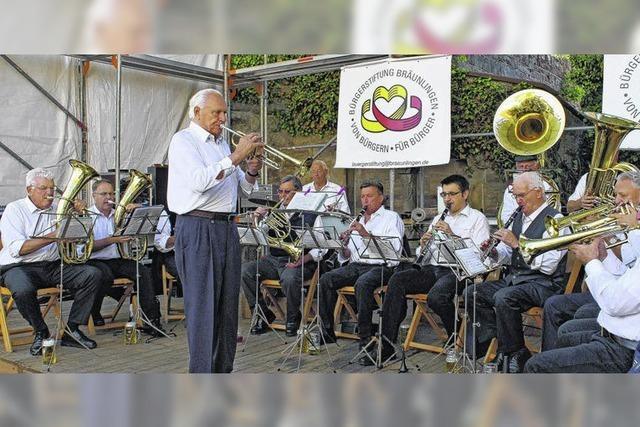 Bürger feiern für Bürger mit viel Musik Geburtstag