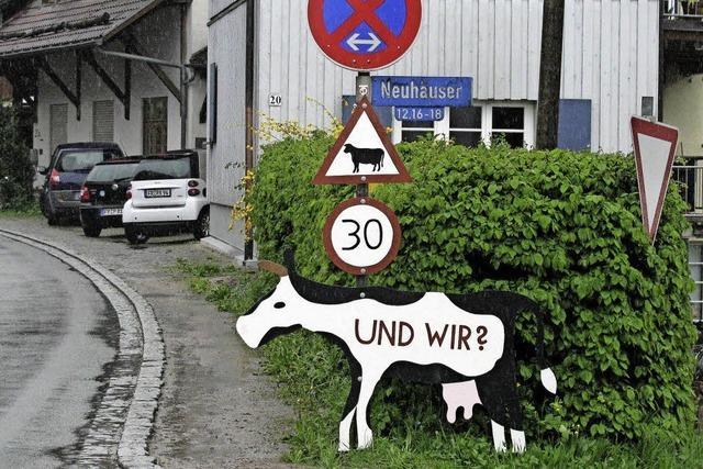1. Mai bringt Tempo-30-Zone für Mensch und Tier