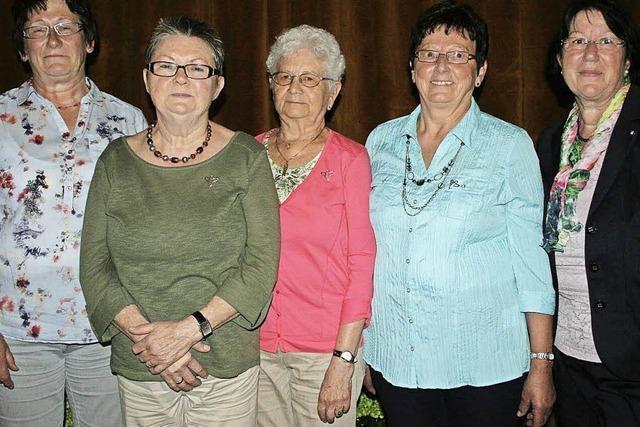 Offen für alle Frauen der Gemeinde