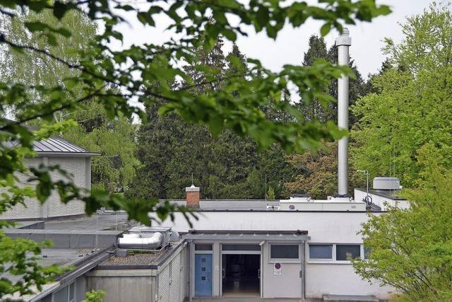 Ausbaubedarf beim Krematorium