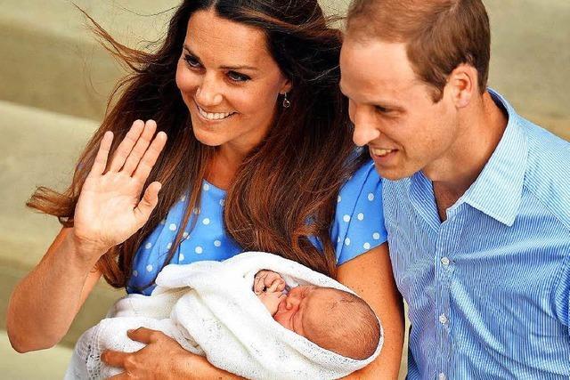 Kate bringt Tochter zur Welt