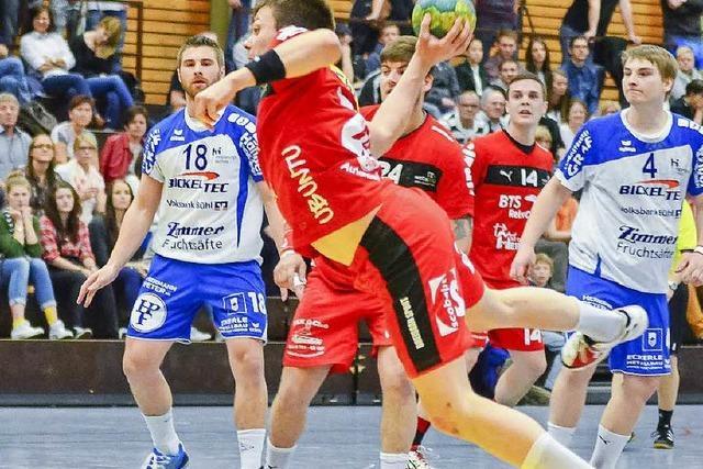 Handballer aus Meißenheim steigen nach Remis ab
