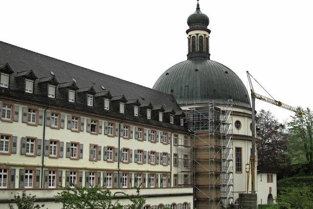 Kloster St. Trudpert erhält einen Außenaufzug