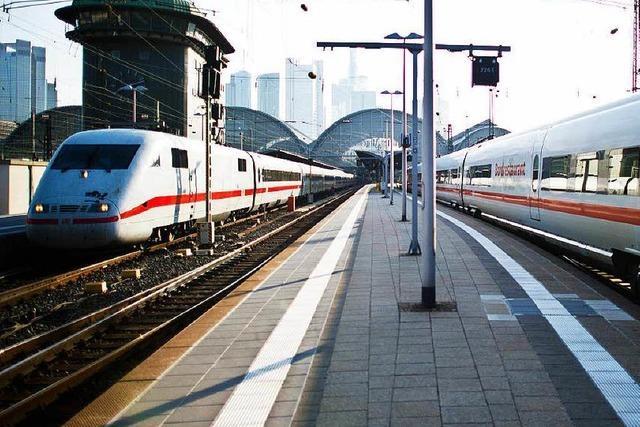 Neue Bahn-Streiks von Montag bis Sonntag