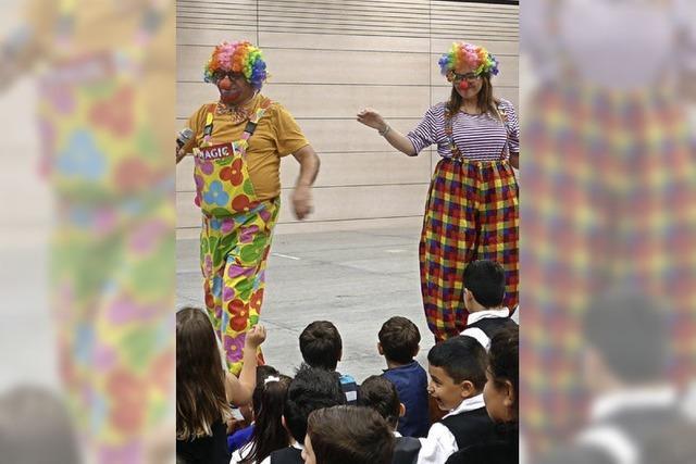 Kinderfest in Murgtalhalle