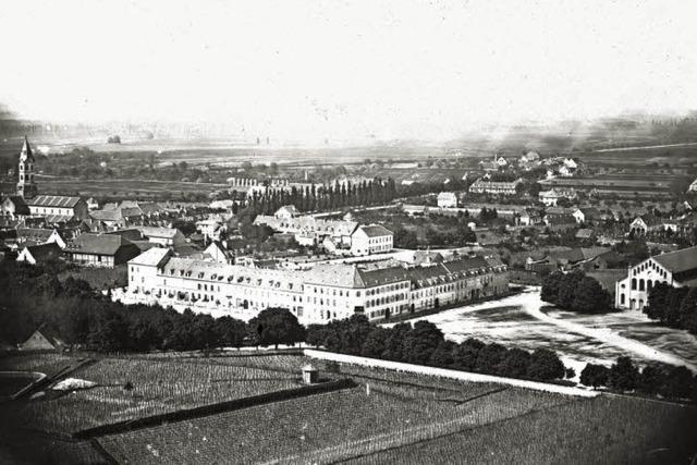Neuburg: Ein verschwundenes Stück Alt-Freiburg