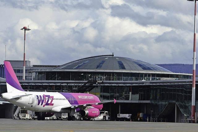 Euro-Airport verzeichnet im 1. Quartal erneut mehr Fluggäste