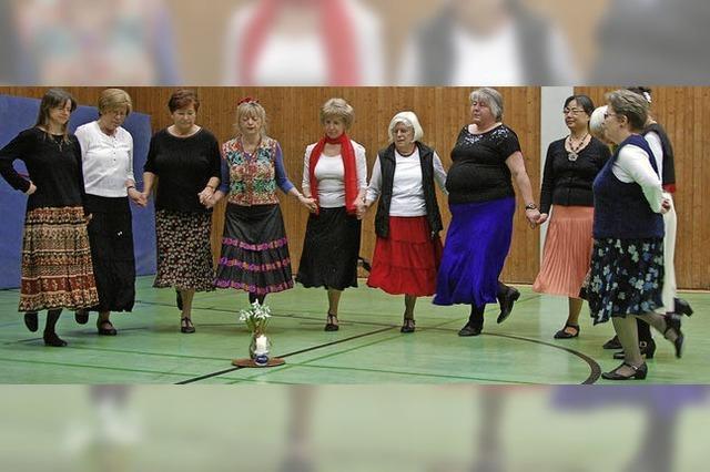 Tanzen als gemeinsame Leidenschaft