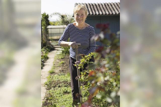 Gartenexpertin: