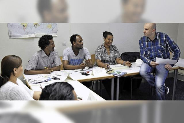 Volkshochschule sucht Räume für Sprachkurse