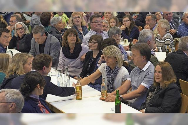 Noch kein Wahlsieger in Eschbach