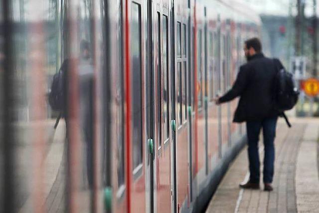 Trotz Bahnstreik ans Ziel? Viele Regio-Züge fahren