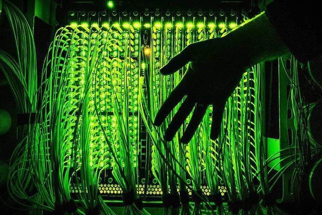 Buggingen webt am Netz