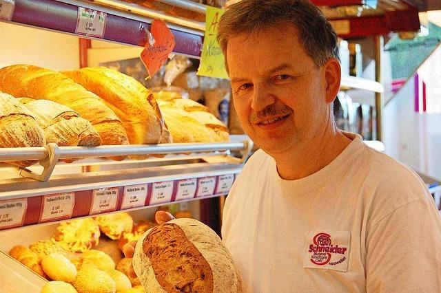 Bäckerei wehrt sich gegen Fertigmischungen