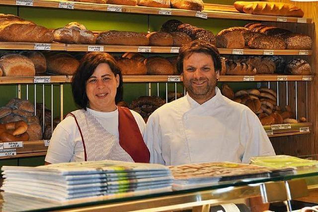 Kleinbäckerei besteht gegen die Discounter