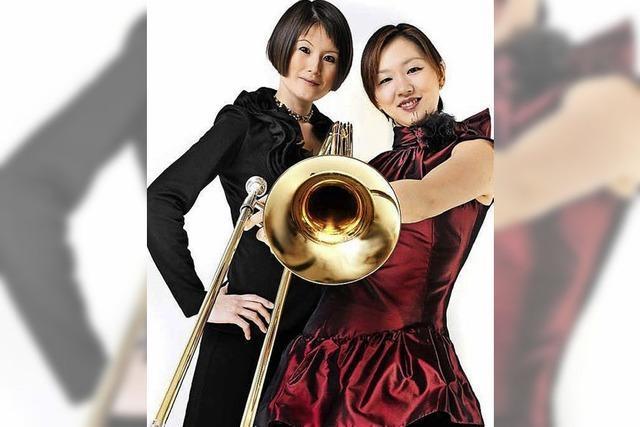 Mayumi Shimizu und Eiko Maria Yoshimura in Stühlingen