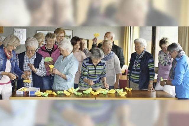 Etwa 200 Senioren aus 28 Pfarreien werden erwartet