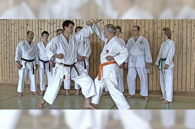 Karate-Anfängerkurs für Kinder und Jugendliche