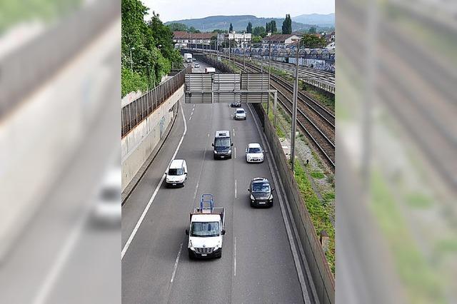 Vorbehalte gegen Priorisierung der Autobahnprojekte