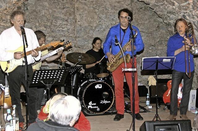 Die vielen Gesichter einer unglaublichen Bluesband