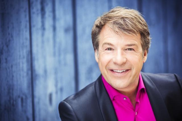 Märchenhafte Chrysanthema: Patrick Lindner kommt zur Eröffnung