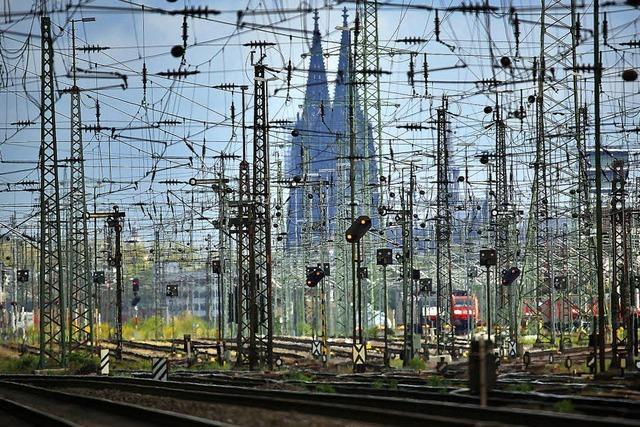 Trotz Streiks fallen nicht alle Züge aus