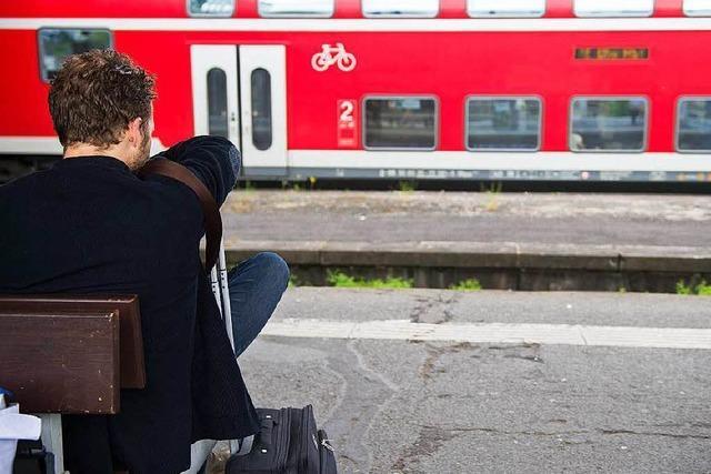 Wie wirkt sich der Bahnstreik auf Südbaden aus?